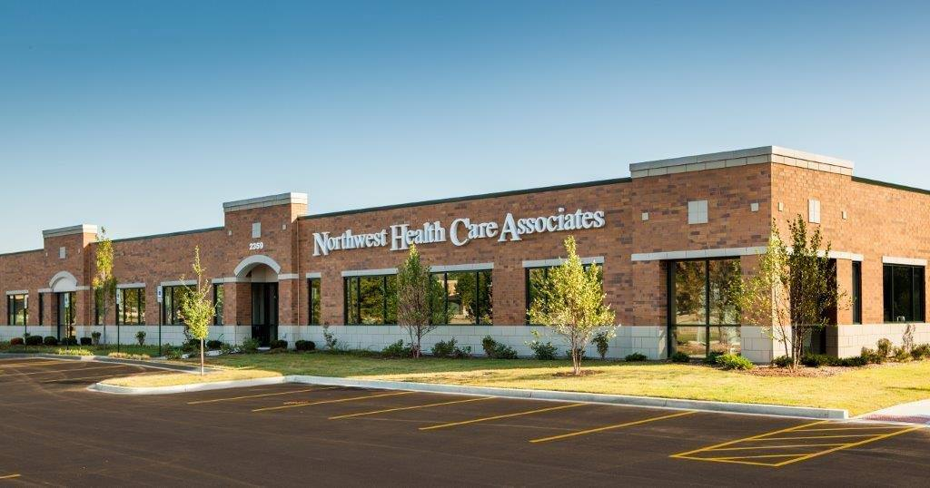 Northwest health care associates loberg construction for Northwest construction